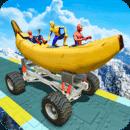 香蕉船賽車跑酷