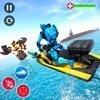 噴氣滑雪機器人潛艇戰