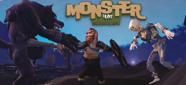 怪物猎人Riders截图