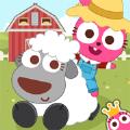 泡泡兔小鎮開心農場物語