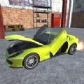 極限專業汽車模擬器2020
