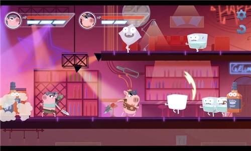 爱情公寓5手游猪猪公寓截图