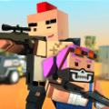 模擬方塊戰地