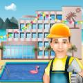 建立島嶼度假村