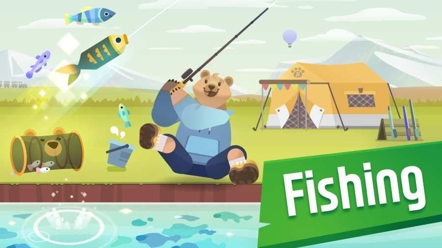 渔熊诺亚截图