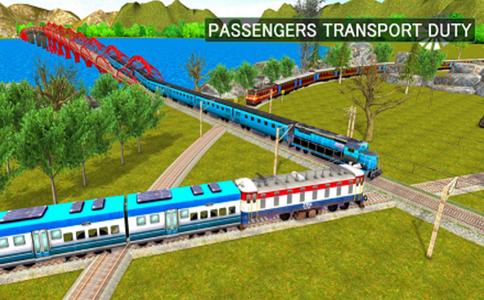 欧洲长途火车驾驶截图