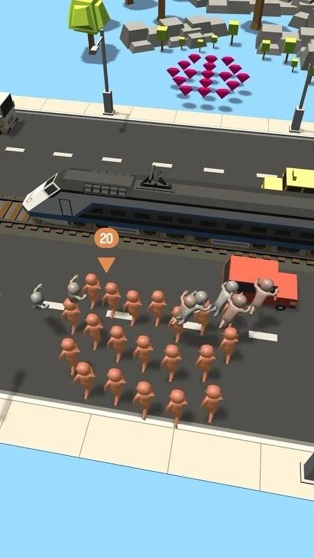 人群VS交通截图
