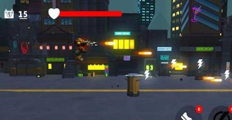 金属打击机器人小队截图