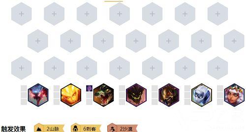云顶之弈10.3沙漠山6刺怎么玩 沙漠山6刺玩法推荐