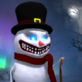 可怕的雪人尖叫镇