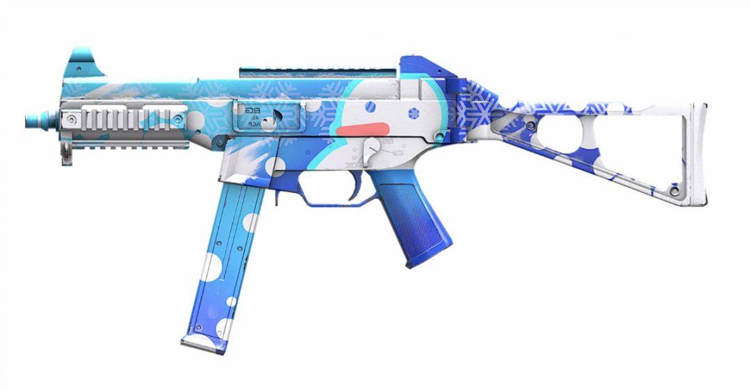 和平精英UMP45雪国精灵皮肤介绍 UMP45雪国精灵装扮一览