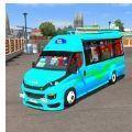 小型欧洲巴士模拟器