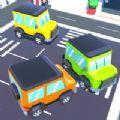 汽车堵塞3D