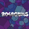 2048 Gums 3D