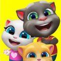 宠物汤姆猫的朋友们