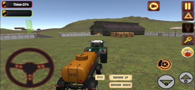 农用拖拉机模拟器2020截图