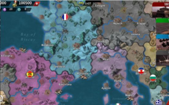 世界征服者4手游截图