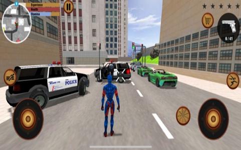 飞蛛刺客英雄截图