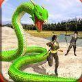 饑餓蛇狩獵冒險