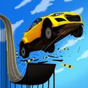 坡道飛躍特技賽車