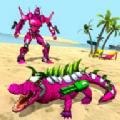 機器人鱷魚模擬器