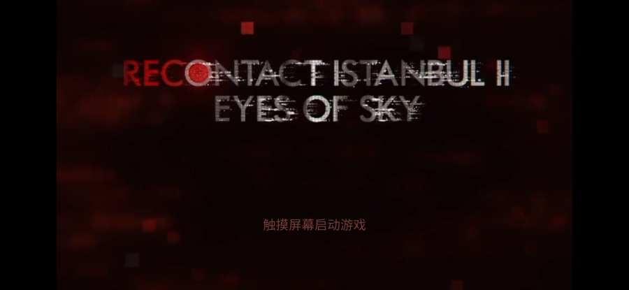 伊斯坦布尔的调查2天眼