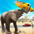 大象的復仇襲擊