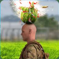 特种兵射击训练