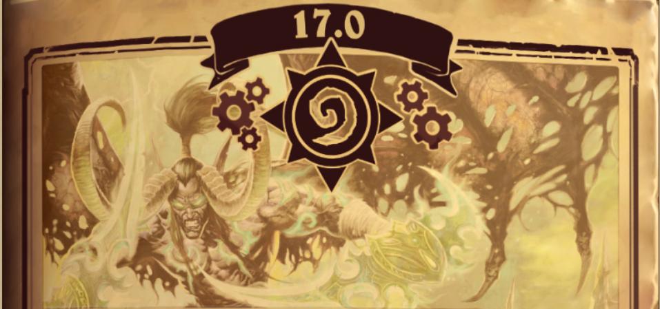 炉石传说17.0版本卡组大全 17.0版本十职业卡组推荐