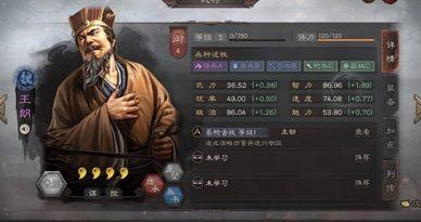三国志战略版王朗阵容搭配 王朗玩法攻略