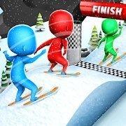 滑雪趣味赛3D