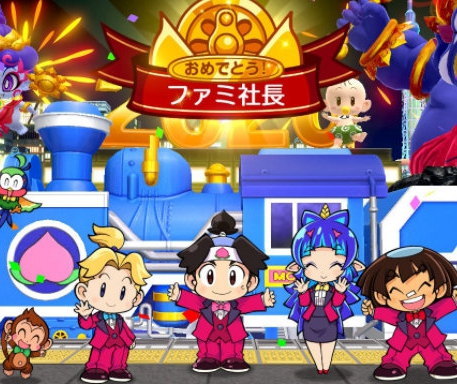 Fami通一周销量榜:NS游戏《桃太郎地铁》夺冠