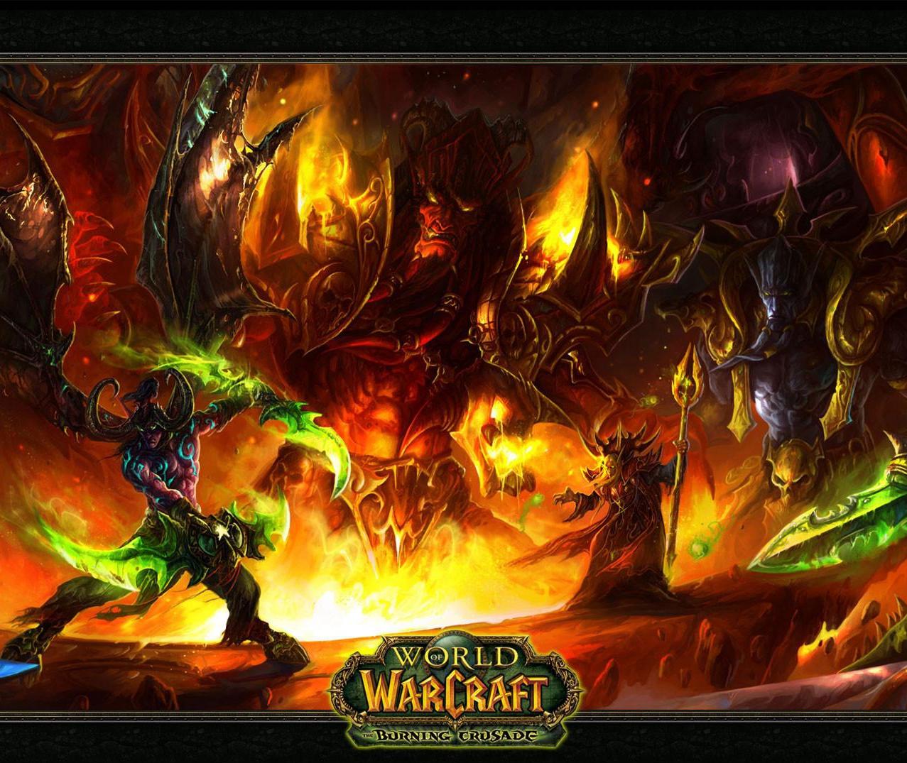 《魔獸世界:燃燒的遠征》懷舊服或將于明年5月上線