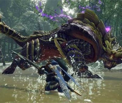 IGN 8分:《怪物獵人:崛起》的戰斗機制非常棒